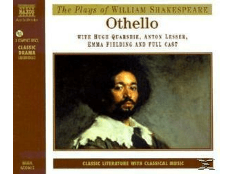 OTHELLO (ENGL.) - (CD)