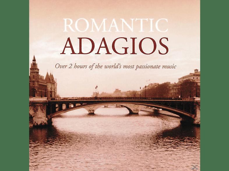 VARIOUS - Romantic Adagios [CD]