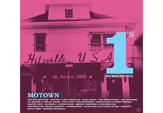 VARIOUS - MOTOWN NO.1S - (CD)