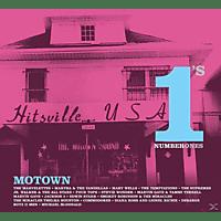 VARIOUS - MOTOWN NO.1S [CD]