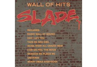 Slade - Wall Of Hits - (CD)