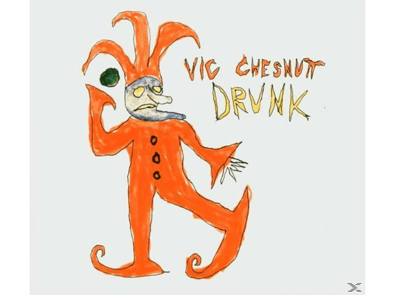 Vic Chesnutt - Drunk [CD]