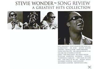 Stevie Wonder - SONG REVIEW GREATEST HIT [CD]