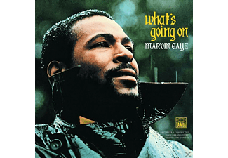 Marvin Gaye - WHAT S GOING ON (REMASTERE) [CD]