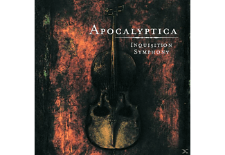 Apocalyptica INQUISITION SYMPHONY CD