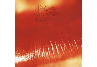 The Cure - Kiss Me Kiss Me Kiss Me (Remastered) - (CD)