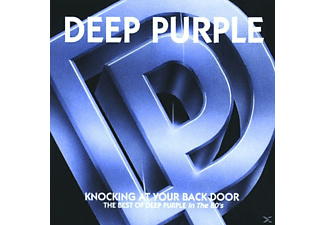 Deep Purple KNOCKING AT YOUR BACK CD