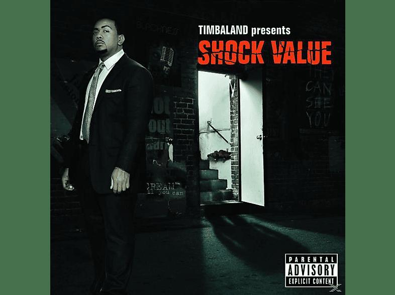 Timbaland - SHOCK VALUE [CD]