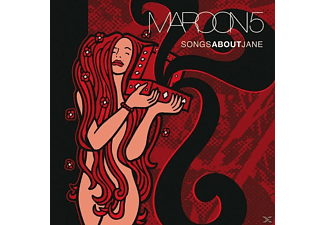 Maroon 5 Songs About Jane CD
