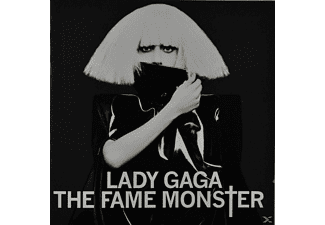 Lady Gaga - The Fame Monster - Deluxe Edition (CD)