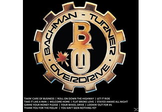 Bachman-Turner Overdrive - Icon - (CD)