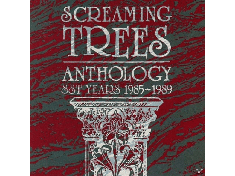 Screaming Trees - Anthology-Sst Years '85-'89 [CD]