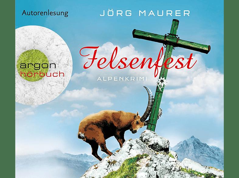 Felsenfest (Hörbestseller) - (CD)