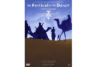 VARIOUS - THE FESTIVAL IN THE DESERT 2003 - (DVD)