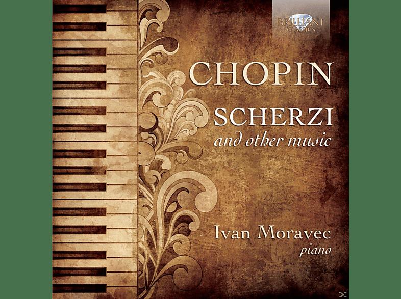 Ivan Moravec - Scherzi And Other Music [CD]