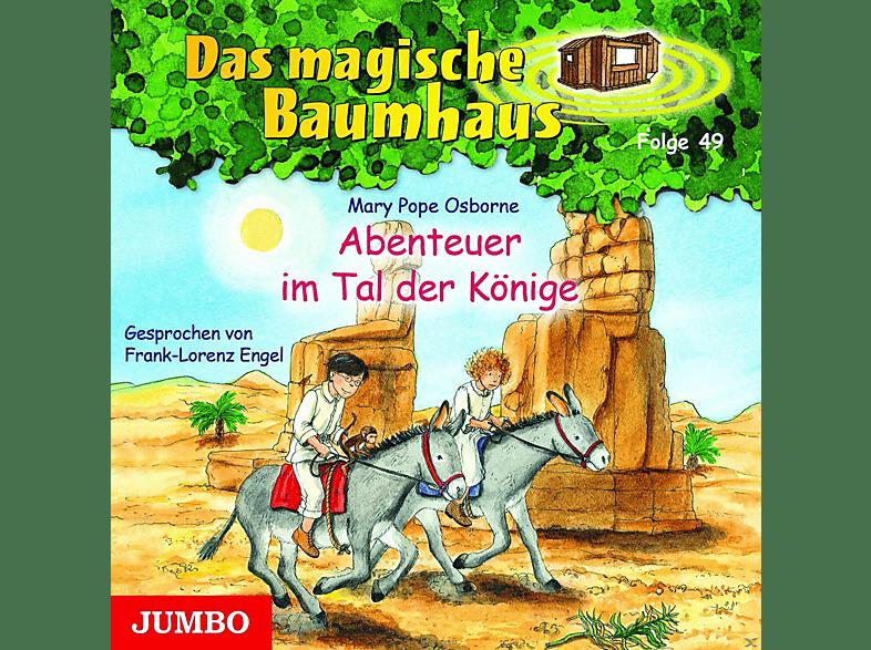Das Magische Baumhaus - Das magische Baumhaus 49: Abenteuer im Tal der Könige - (CD)