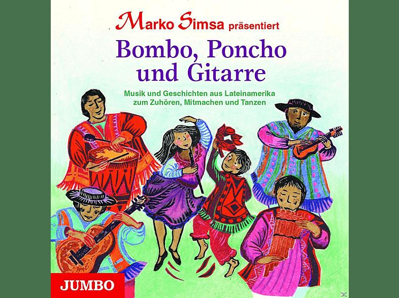- Bombo, Poncho und Gitarre [CD]