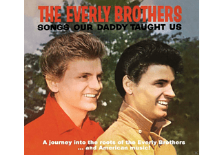 The Everly Brothers, VARIOUS - Songs Our Daddy Taught Us - (CD)