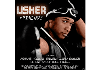 Usher & Friends - Usher & Friends - (CD)