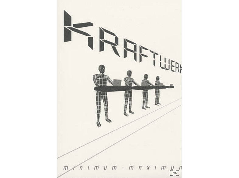 Kraftwerk - Minimum - Maximum [DVD]