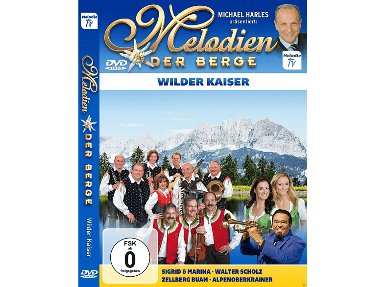 VARIOUS - WILDER KAISER [DVD]