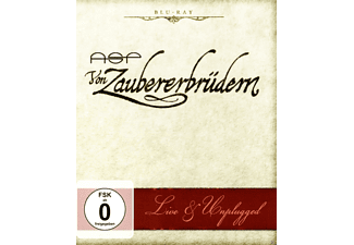 ASP - Von Zaubererbrüdern - Live & Unplugged  - (Blu-ray)