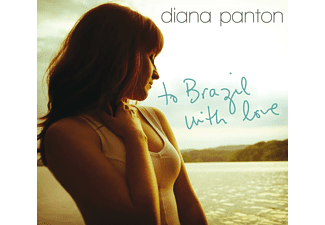 Panton Diana - To Brazil With Love - (CD)
