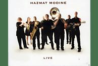 Hazmat Modine - Live [CD]