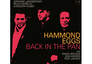 Hammond Eggs - Back In The Pan - (CD)