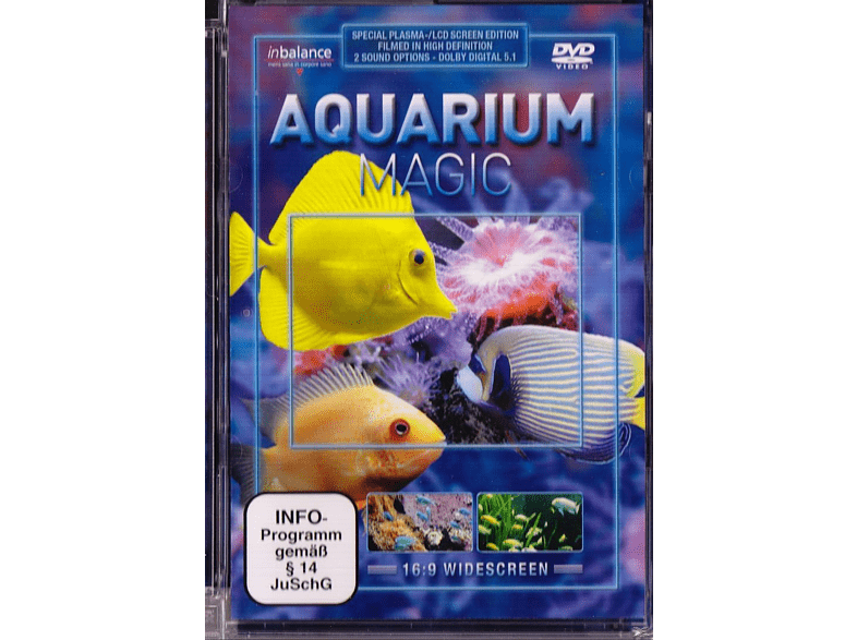 - Aquarium Magic [DVD]