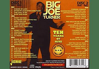 Big Joe Turner - TEN YEARS OF HITS -48TR-  - (CD)