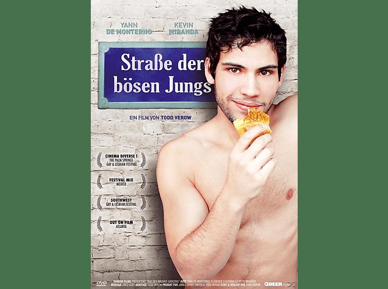 Strasse Der Bösen Jungs [DVD]