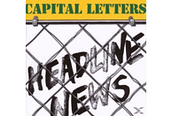 Capital Letters - Headline News [CD]