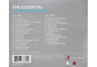 Leonard Cohen - The Essential Leonard Cohen  - (CD)