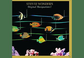 Stevie Wonder - Original Musiquarium  - (CD)