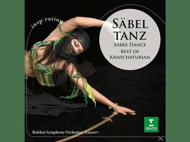 Bolshoi Symphony Orchestra, Alexander Lazarev - Säbeltanz/Sabre Dance: Best Of Khachaturian [CD]