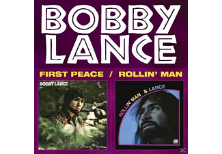Bobby Lance - First Peace/Rollin' Man - (CD)