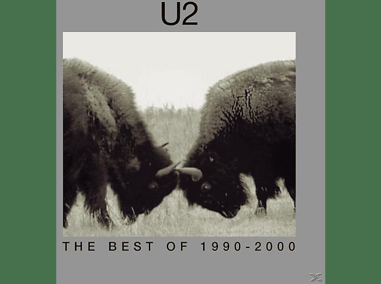 U2 - BEST OF 1990-2000 [CD]