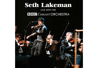 Seth Lakeman - LIVE WITH THE BBC CONCERT ORCHESTRA - (EP (analog))
