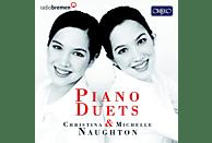 Christina Naughton, Michelle Naughton - Piano Duets [CD]