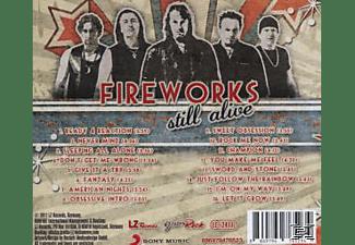 Bonfire - FIREWORKS...STILL ALIVE !!!  - (CD)