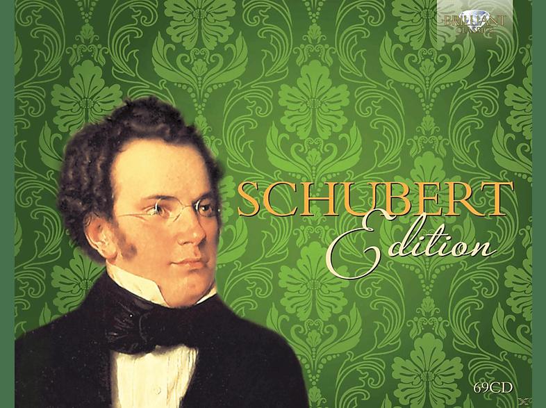 VARIOUS - Schubert Edition [CD]