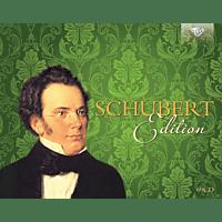 VARIOUS - Schubert Edition - [CD]