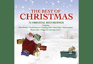 VARIOUS - The Best Of Christmas - 75 Original Recordings  - (CD)