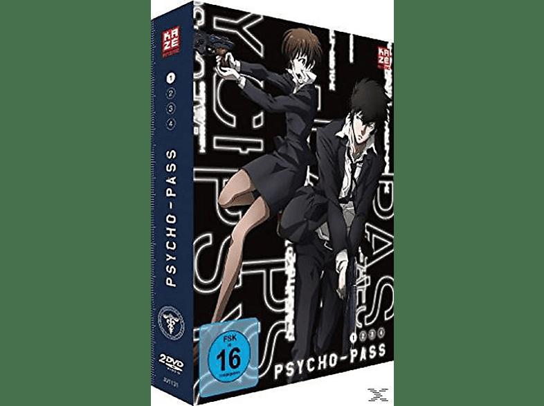 Psycho Pass - Box 1 [DVD]