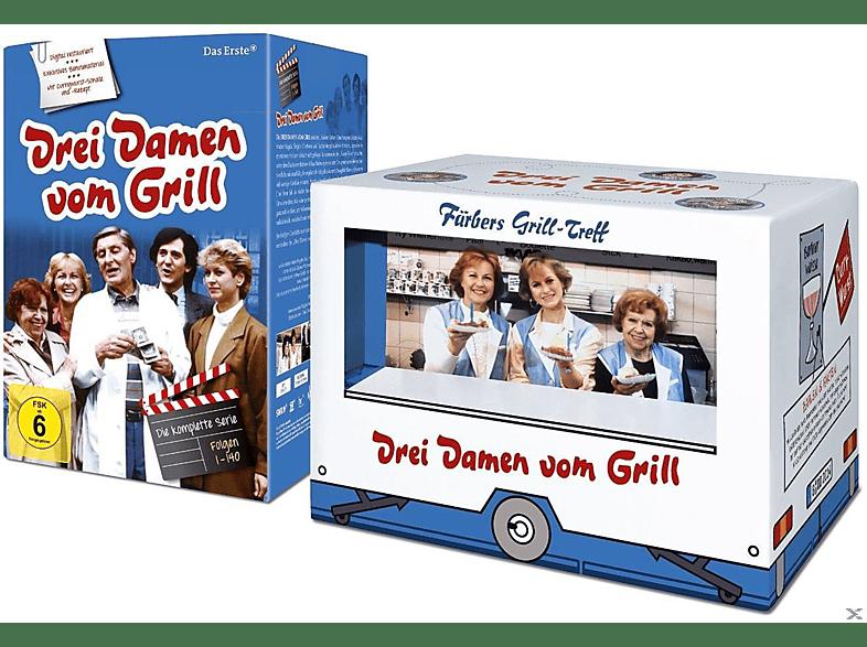Drei Damen vom Grill: Die Grill-Box [DVD]