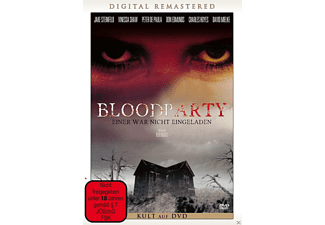 Bloodparty DVD