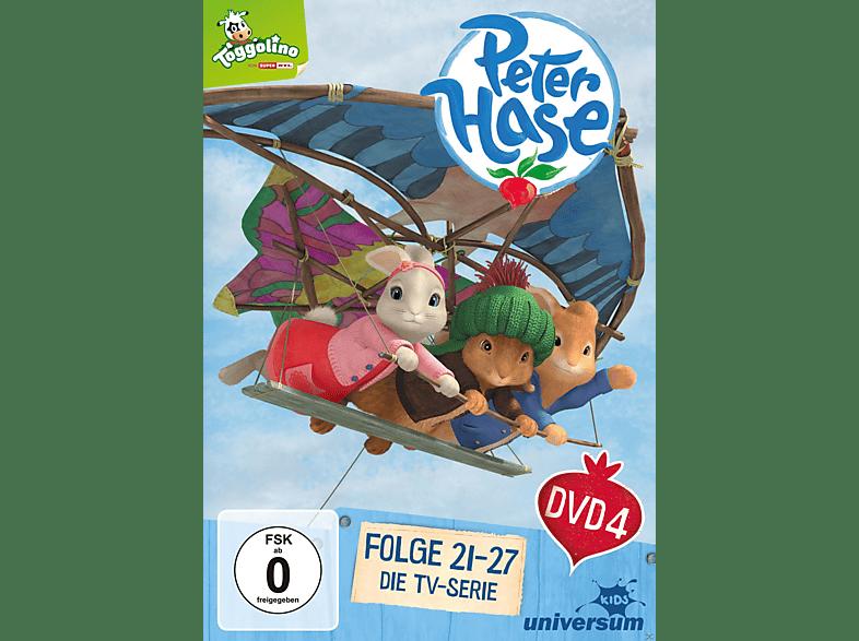 Peter Hase - DVD 4 Folge 21-27 [DVD]
