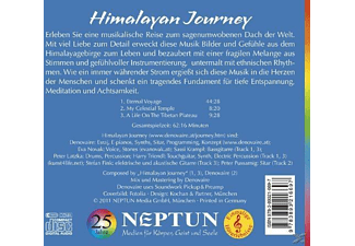 Himalayan Journey - Himalayan Journey  - (CD)