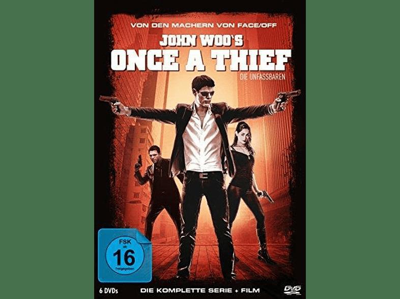 John Woo's Once A Thief - Die Komplette Serie [DVD]